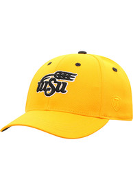Wichita State Shockers Youth Top of the World Rookie One-Fit Flex Hat - Black