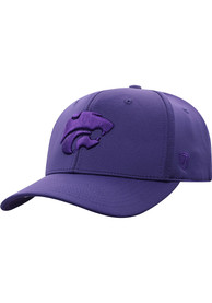 K-State Wildcats Top of the World Color Up Flex Hat - Purple