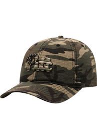 Pitt Panthers Top of the World Flagdrab Adjustable Hat - Green