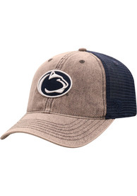 Penn State Nittany Lions Top of the World Kimmer Adjustable Hat - Grey
