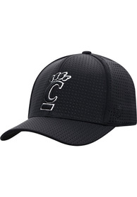 Cincinnati Bearcats Top of the World Night Flex Hat - Black