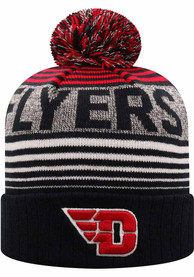 Dayton Flyers Top of the World Overt Knit - Navy Blue