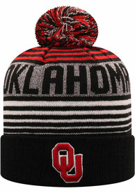 Oklahoma Sooners Top of the World Overt Knit - Crimson