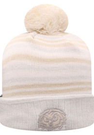 Temple Owls Womens Top of the World Sophia Knit - White