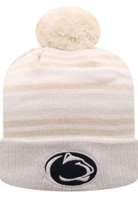 Penn State Nittany Lions Womens Top of the World Sophia Knit - White