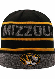 Missouri Tigers Top of the World Vertex Knit - Black