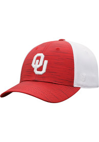 Oklahoma Sooners Youth Top of the World Y NOVH8 Flex Hat - Crimson