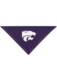 K-State Wildcats Team Color Bandana - Purple
