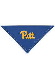 Pitt Panthers Team Color Bandana - Blue
