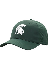 Michigan State Spartans Top of the World Trainer 2020 Adjustable Hat - Green