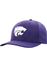 K-State Wildcats Top of the World Reflex Flex Hat - Purple