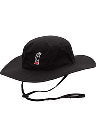 Cincinnati Bearcats Top of the World Chili Dip Bucket Hat - Black