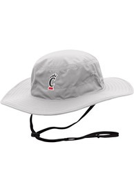 Cincinnati Bearcats Top of the World Chili Dip Bucket Hat - Grey
