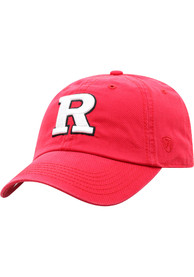 Rutgers Scarlet Knights Crew Adjustable Hat - Red