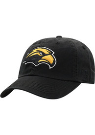 Southern Mississippi Golden Eagles Crew Adjustable Hat - Black