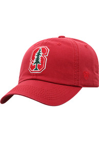 Stanford Cardinal Crew Adjustable Hat - Red