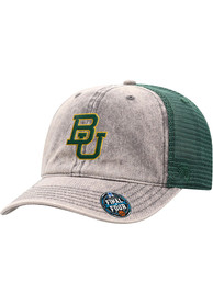 Baylor Bears 2021 Final Four Kimmer Adjustable Hat - Grey