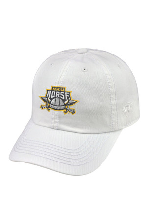 Top of the World Northern Kentucky Norse Mens White Crew Adjustable Hat