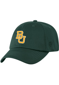Baylor Bears Top of the World Rush Adjustable Hat - Green