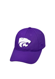 K-State Wildcats Top of the World Rush Adjustable Hat - Purple