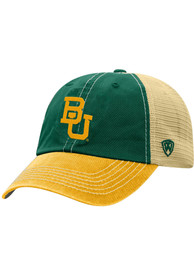 Top of the World Baylor Bears Green Offroad Youth Adjustable Hat