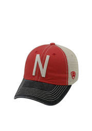 Top of the World Nebraska Cornhuskers Red Offroad Youth Adjustable Hat