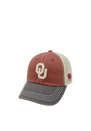 Top of the World Oklahoma Sooners Red Offroad Youth Adjustable Hat