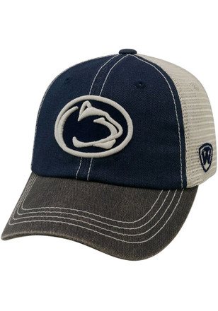 Top of the World Penn State Nittany Lions Navy Blue Offroad Kids Adjustable Hat