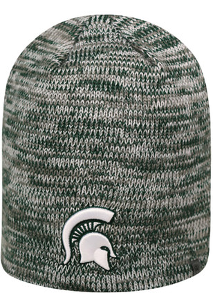Top of the World Michigan State Spartans Green Glaze Knit Hat