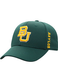 Baylor Bears Top of the World Booster Plus Flex Hat - Green