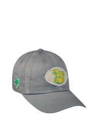 Baylor Bears Top of the World Vintage Crew Adjustable Hat - Grey