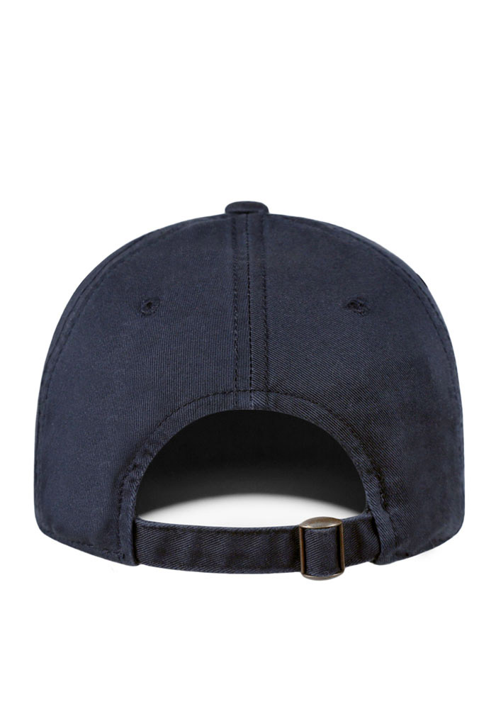 Top of the World Akron Zips Mens Navy Blue Crew Adjustable Hat - Image 2