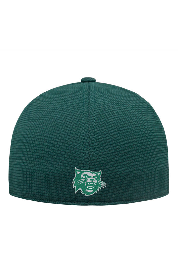 Top of the World Northwest Missouri State Bearcats Mens Green Booster Plus Flex Hat - Image 2