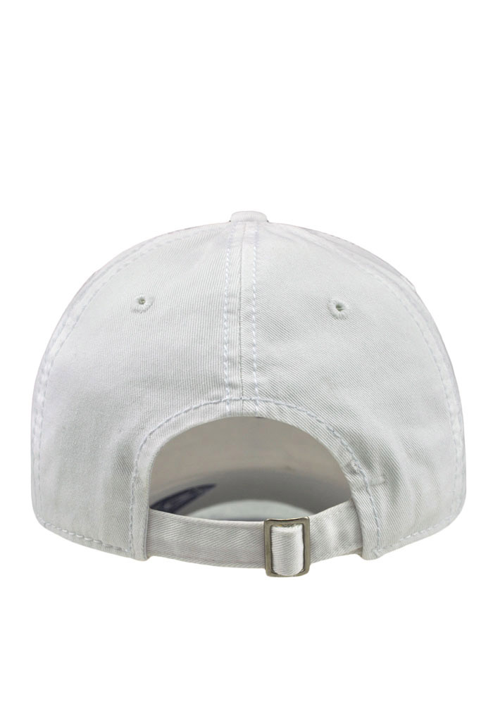 Top of the World Wisconsin Badgers Mens White Crew Adjustable Hat - Image 2