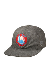 Chicago Top of the World Natural Adjustable Hat - Grey