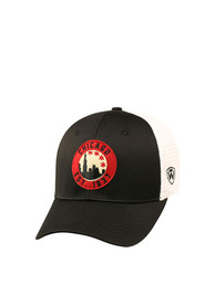 Chicago Top of the World Ranger Adjustable Hat - Black