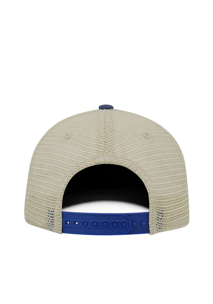 Top of the World Michigan Dirty Mesh Adjustable Hat - Navy Blue - Image 2