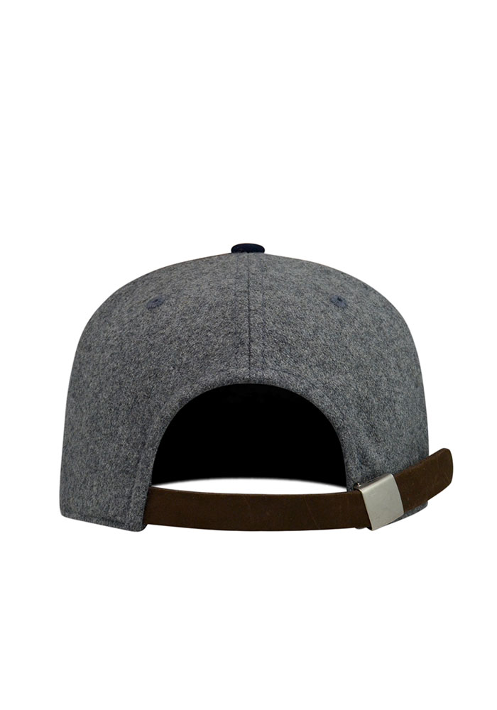 Top of the World Pittsburgh Mens Grey Natural Adjustable Hat - Image 2