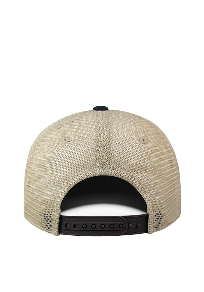 Top of the World St Louis Mens Navy Blue Offroad Adjustable Hat - Image 2