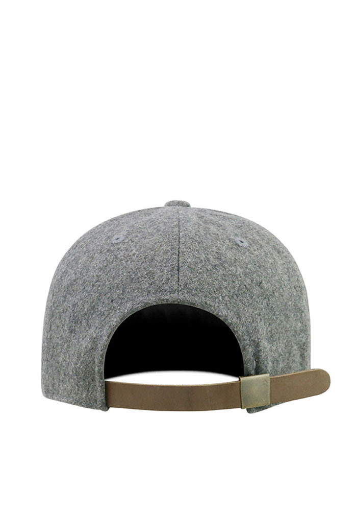 Top of the World St Louis Mens Grey Natural Adjustable Hat - Image 2