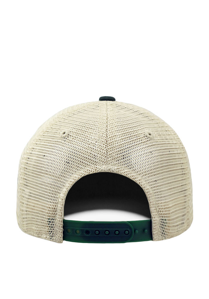 Top of the World Michigan State Spartans Spartans Will Adjustable Hat - Green - Image 2