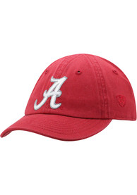 Alabama Crimson Tide Baby Mini Me Adjustable Hat - Red