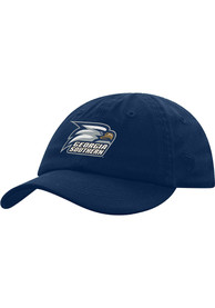Georgia Southern Eagles Baby Mini Me Adjustable Hat - Navy Blue