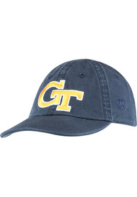 GA Tech Yellow Jackets Baby Mini Me Adjustable Hat - Navy Blue