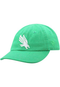 North Texas Mean Green Baby Mini Me Adjustable Hat - Green