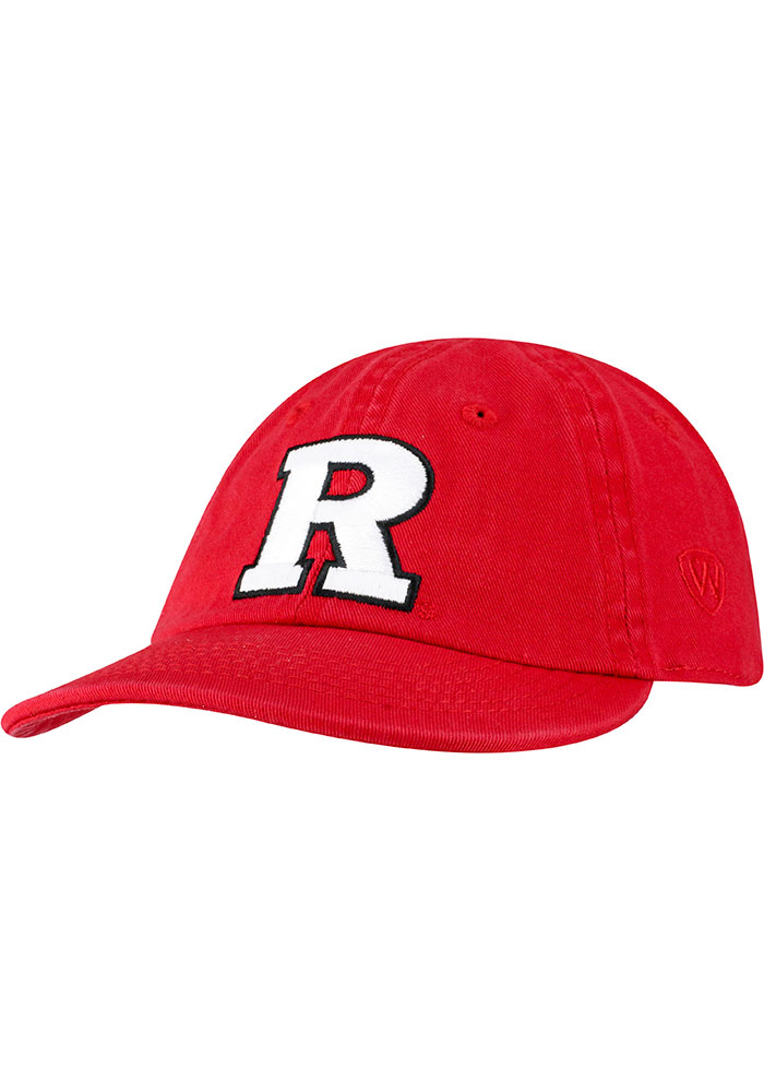 Rutgers Scarlet Knights Baby Mini Me Adjustable Hat - Red - Image 1