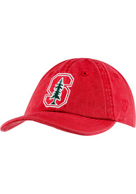 Stanford Cardinal Baby Mini Me Adjustable Hat - Red