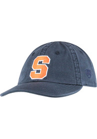 Syracuse Orange Baby Mini Me Adjustable Hat - Navy Blue
