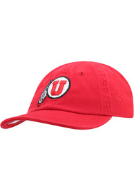 Utah Utes Baby Mini Me Adjustable Hat - Red