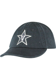 Vanderbilt Commodores Baby Mini Me Adjustable Hat - Black